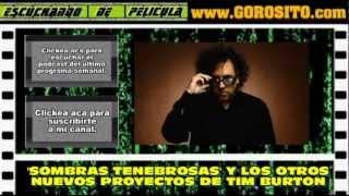 ESCUCHANDO DE PELICULA #80 - 1er bloque - Tim Burton FRANKENWEENIE MTV movie awards The lost symbol