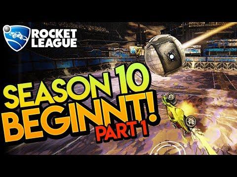 LASSET DIE SPIELE BEGINNEN! | Rocket League | 1/2 thumbnail