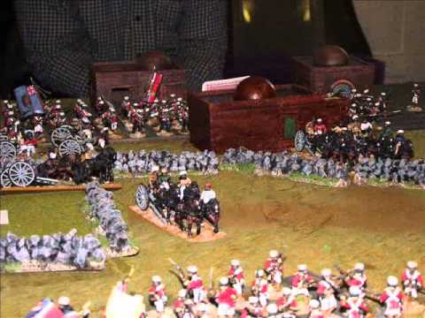 Battle 50. Battle of Badli-Ki-Serai 1857. Mughal Empire v British Empire. WarHammer. 28mm from YouTube · Duration:  4 minutes 24 seconds