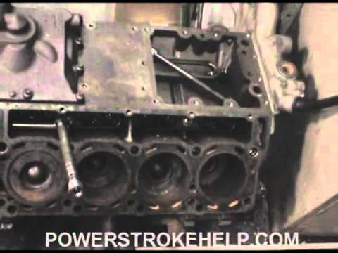 60 Hot Start Issues High Pressure Oil Problems Youtube. 60 Hot Start Issues High Pressure Oil Problems. Ford. 2006 Ford F 250 Engine Diagram Hpop Stc At Scoala.co