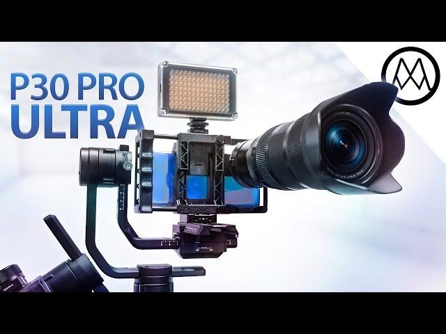 The Ultimate P30 Pro Camera.