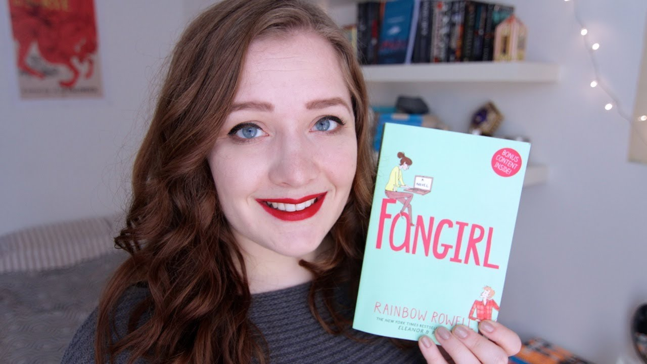 Book Review Fangirl By Rainbow Rowell Youtube