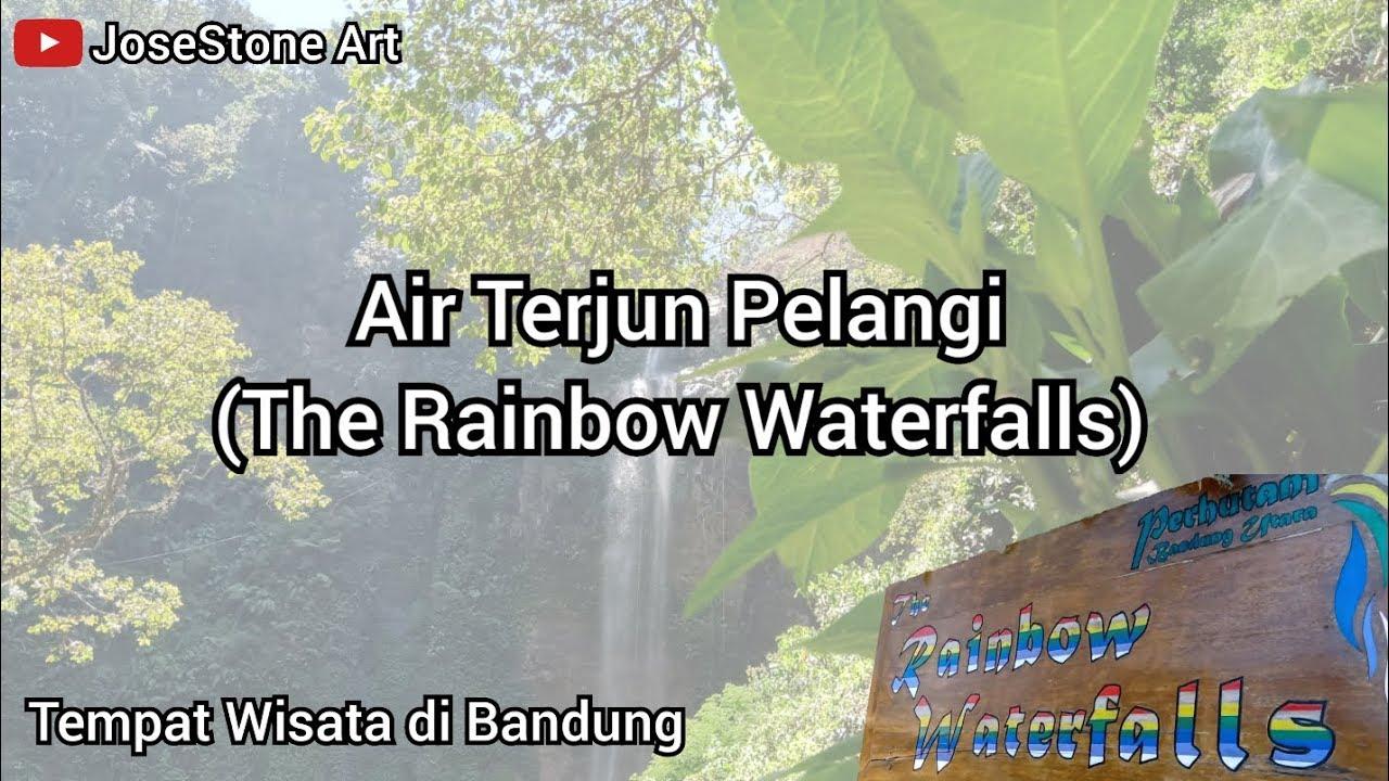 Curug Cimahi The Rainbow Waterfalls Tempat Wisata Di Bandung