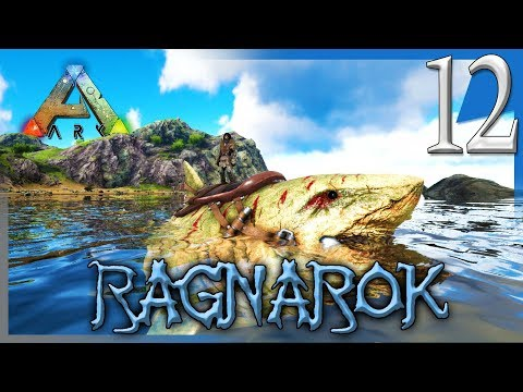 UNDERWATER ADVENTURE WITH LAPIS LAURI! | ARK: Survival Evolved Pooping Evolved Vanilla Ragnarok E12