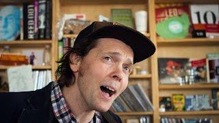 Beach Slang: NPR Music Tiny Desk Concert