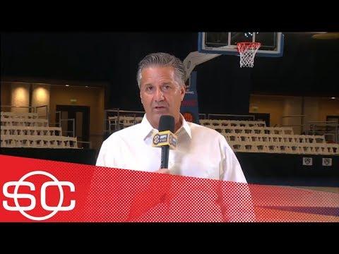 Kentucky coach John Calipari talks 2018-19 season, NCAA rule changes | SportsCenter | ESPN
