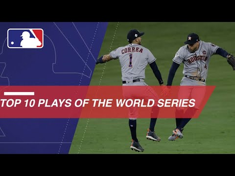 MLB.com Top 10 Plays of the World Series
