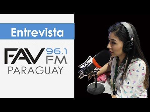 Entrevista Radio Fav Paraguay