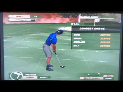 Tiger Woods vs Jack Nicklaus vs John Daly at Greek Isles