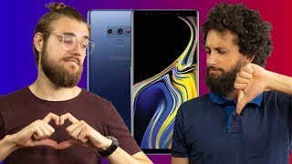 Le Samsung GALAXY NOTE 9 mérite-t-il VRAIMENT de l'attention ?