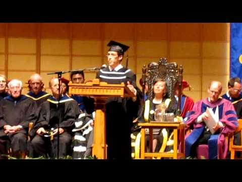 Oren Rippel - UBC Science Valedictorian Speech