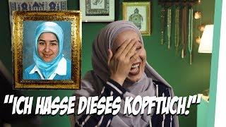 Hijabi Evolution | Gülcan guckt sich ihre alten Fotos an