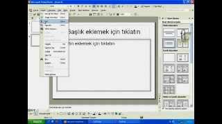 Powerpoint dersi 2 | Özakademi Teknik ve Mesleki Eğitim Kurumları