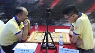 Tranh 3-4 kỳ vương PTSC Marine : Nguyễn Hoàng Lâm vs Võ Minh Nhất