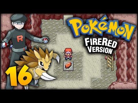 Pokémon: FireRed - Episode 16 - Ruby & Rainbow Pass!
