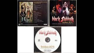 Black Sabbath - Embryo / Children Of The Grave 1974.11.07 Brisbane