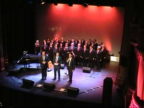 'The Fields of Athenry' - Celtic Tenors & Munster Rugby Supporter's Club Choir