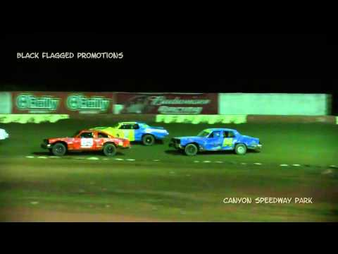 Canyon Speedway Park- Renegade Main March 14th 2015