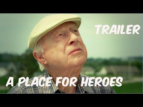 A Place for Heroes (Norman Lloyd) - Official Trailer