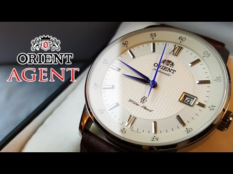 Orient Agent watch review 2016