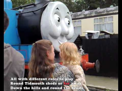 Day out with Thomas - Karaoke Version