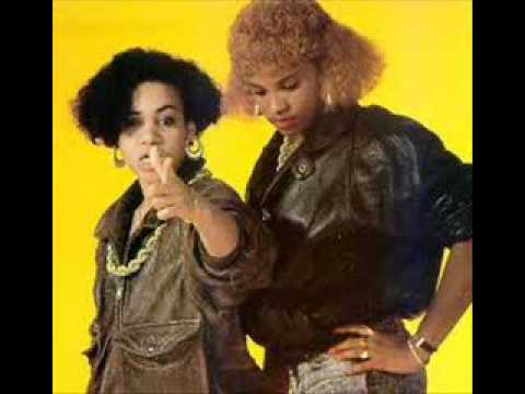 Salt 'N' Pepa - A Blitz Of Salt-N-Pepa Hits: The Hits Remixed