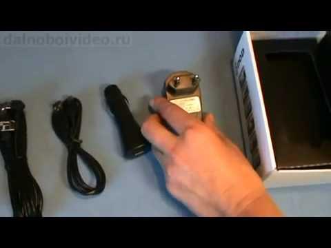 Видеорегистратор F900LHD комплектация на avtoglaz71.ru