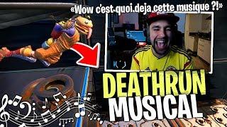 Ce Deathrun Musical est beaucoup TROP FUN sur Fortnite Créatif !