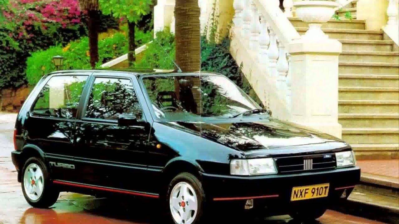 Fiat Uno 70s Italiano