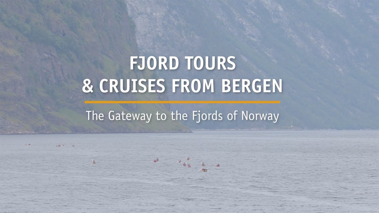 Thumbnail: Fjord tours & cruises in Bergen, Norway