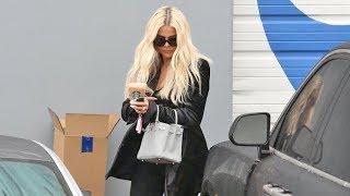 Khloe Kardashian Flaunts Her EXTRAORDINARY Driving Skills In Her Brand New $250K Rolls Royce