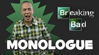 Gilbert Gottfried Does Monologue from Breaking Bad