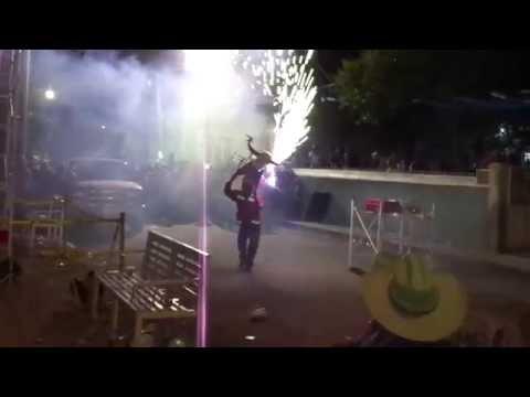 Vlog Santa Maria De Enmedio Jalisco 4 July/Julio 2016 Part 1