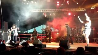 06 - Tarrus Riley, Alaine, Sevana - Gimme Likkle One Drop - Live - Filagosto 2016