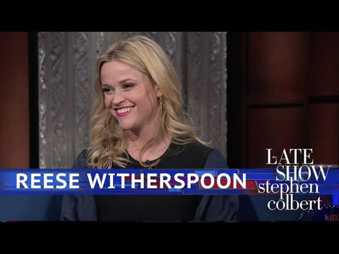 Reese Witherspoon Violated An 'Oprah Rule'