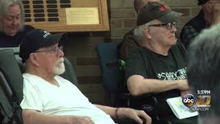 D J  Jacobetti Home for Veterans holds ceremony for National POW MIA Recognition Day