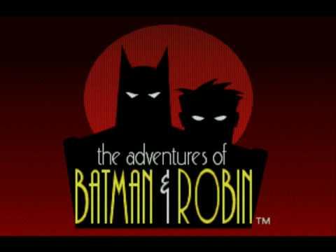 The Adventures of Batman & Robin--Space Boss