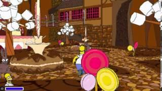 Les Simpson Le Jeu - PSP - Let's Play #1