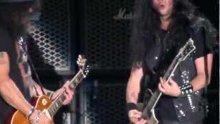 Ozzy Osbourne & Friends ~ War Pigs ~ Rockwave Festival 2012, Live in Athens, Greece (HD, 1080p)
