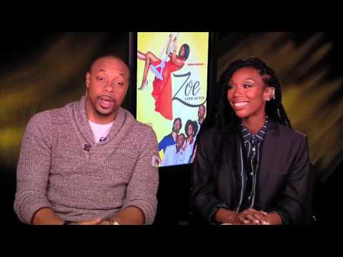 Connect With Conn: Brandy Norwood & Dorian Missick