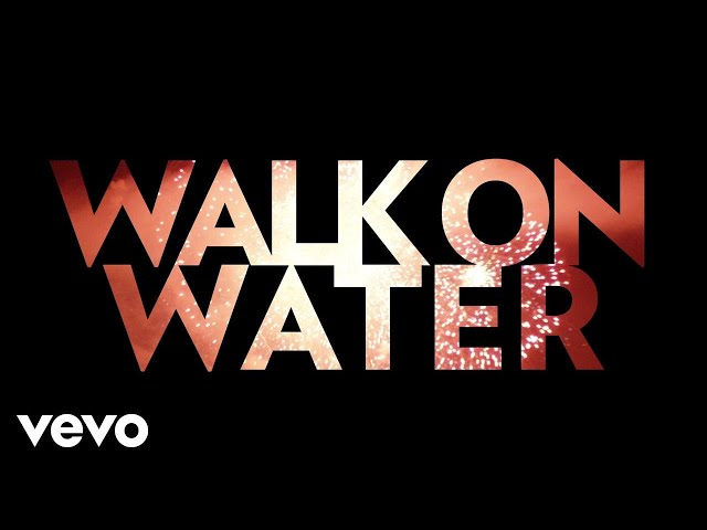 Does The 30 Seconds To Mars Song Walk On Water Have Any Religious