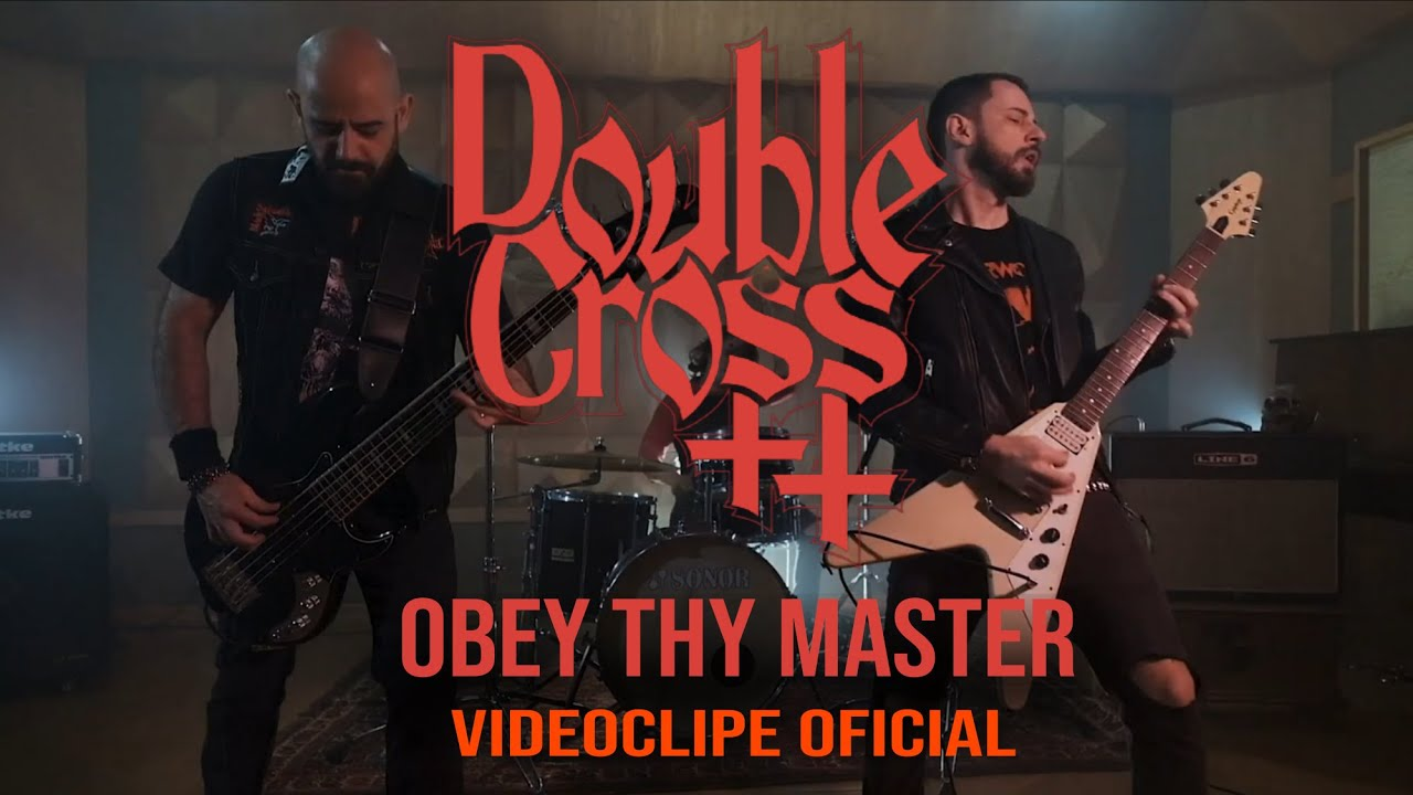 Double Cross - Obey Thy Master (Official Video) | Goblin TV