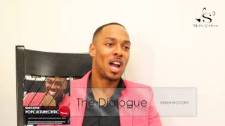 Is Hip-Hop Bringing the Black Community Down?- Isaiah Wooden [The Dialogue One on One]