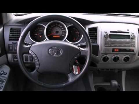 2010 Toyota Tacoma V6 Prerunner SR5 TRD Of Double Cab