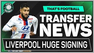 Nabil FEKIR To LIVERPOOL Transfer Done! LATEST TRANSFER NEWS