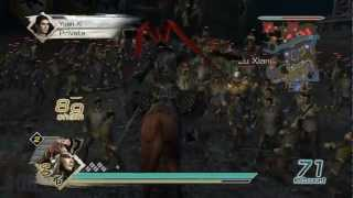 Dynasty Warriors 6: How to train horses to become King Horses