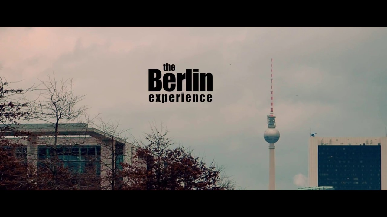 Equipo17 - The Berlin Experience