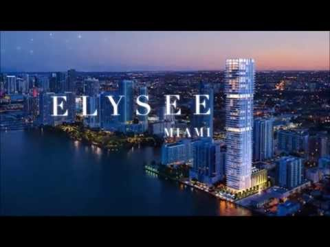 Elysee Miami Luxury Waterfront New Condo