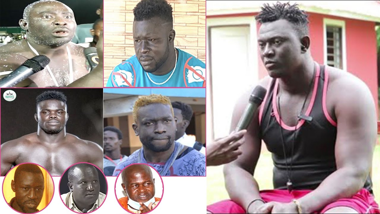Quel adversaire pour Khoyantan, Iba Kane, Doud Diagne Diecko et Gora Ndoye réagissent