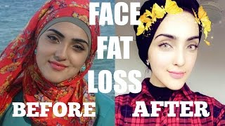 HOW TO LOSE FAT FROM YOUR FACE! Face Toning Exercises and Massage ~ Immy